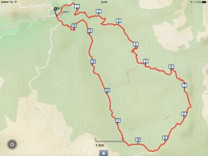 Trail Settefratelli