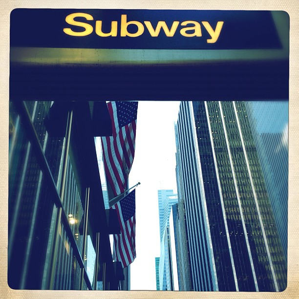 Walking in NYC<br /><br /> #nyc #newyork #usa #hipstamatic #picoftheday #instagood #photooftheday #instamood #iphonesia