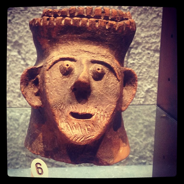 Al museo archeologico  #cagliari #casteddu #sardegna #sardinia #italy #italia #hipstamatic #picoftheday #instagood #photooftheday #instamood #iphonesia #instaitalia  #igersardegna #igersitalia #poldo_