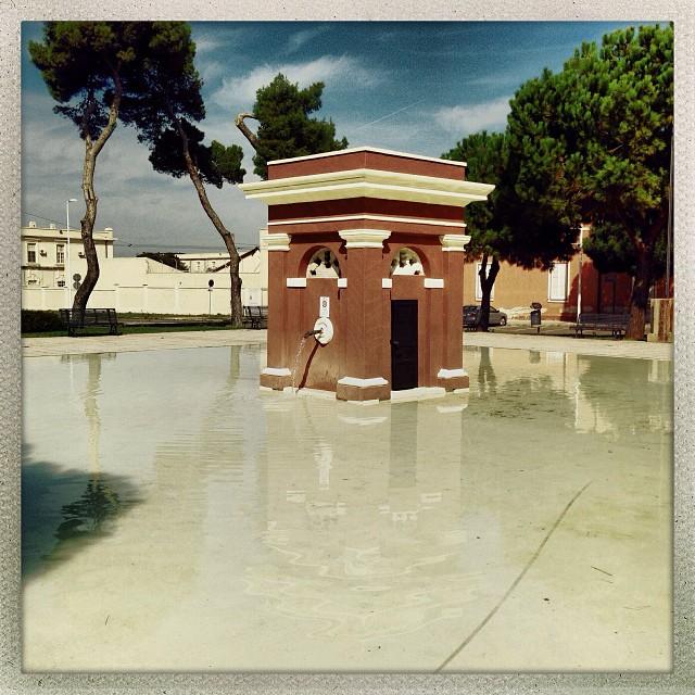 Il monolite  #poetto #fontana #sanbartolomeo #water #acqua #cagliari #casteddu #sardegna #sardinia #italy #italia #hipstamatic #picoftheday #instagood #photooftheday #instamood #iphonesia #instaitalia  #igersardegna #igersitalia #poldo_