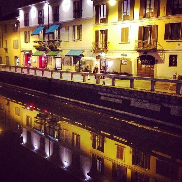 Reflects on Naviglio.  #milano #reflect #riflessi #naviglio  #italy #italia #hipstamatic #picoftheday #instagood #photooftheday #instamood #iphonesia #instaitalia  #igersardegna #igersitalia #poldo_
