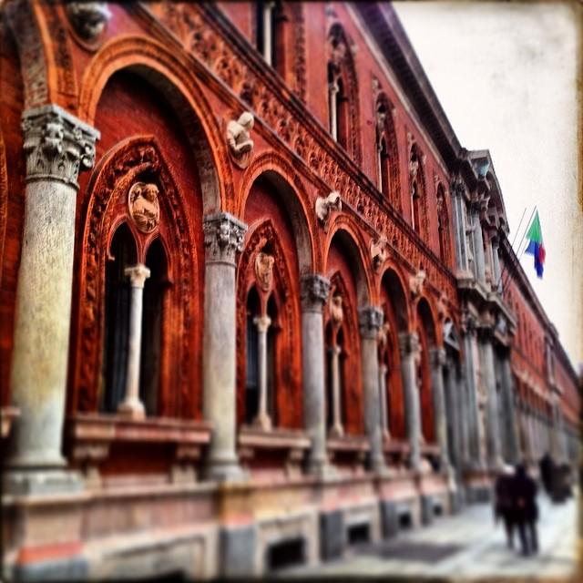 University  #milano #italy #italia #hipstamatic #picoftheday #instagood #photooftheday #instamood #iphonesia #instaitalia  #igersitalia #poldo_