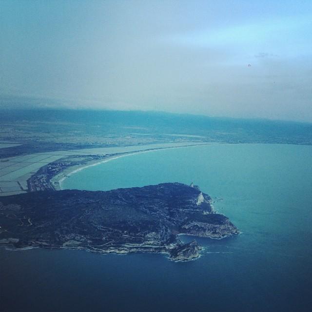 Sant'Elia.  #santelia #fly #sea #mare #poetto #cagliari #casteddu #sardegna #sardinia #italy #italia #hipstamatic #picoftheday #instagood #photooftheday #instamood #iphonesia #instaitalia  #igersardegna #igersitalia #poldo_