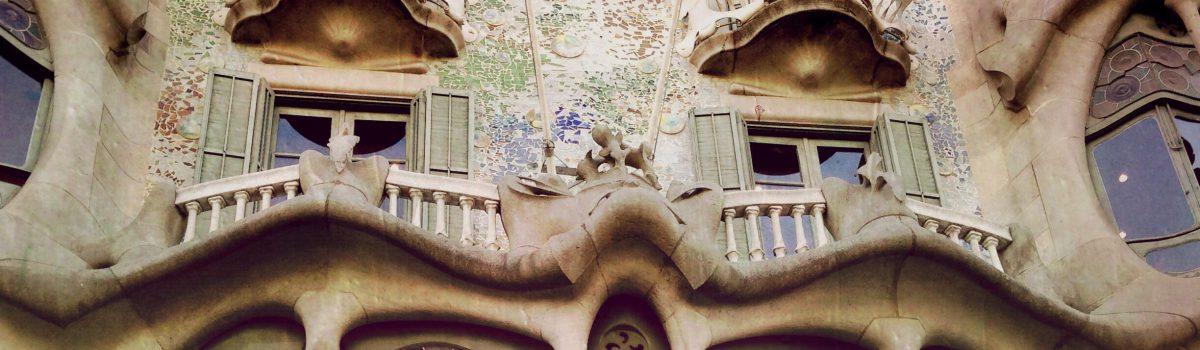 Barcellona: Hipstamatic photo history