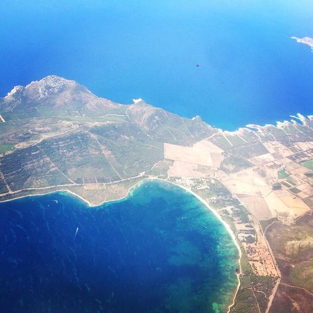 Bye bye Alghero.  #alghero #fly #sea #summer #sardegna #sardinia #italy #italia #hipstamatic #picoftheday #instagood #photooftheday #instamood #iphonesia #instaitalia #igersardegna #igersitalia #poldo_