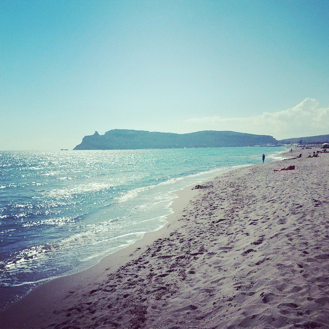 Again summer<br /> #sea mercato #autumn #beach #sea #picoftheday #autumn #sardinia #sardegna #poetto #sea del diavolo #italy #italia #poldo_