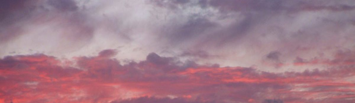 Casteddu sunset