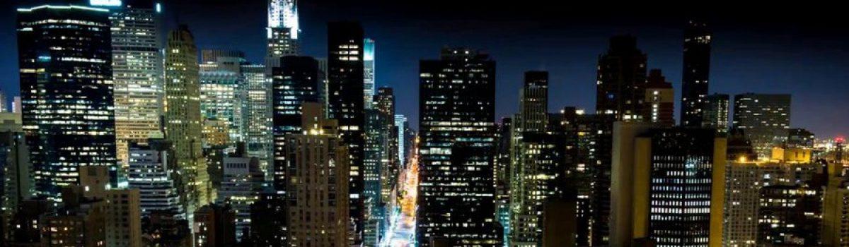 Volo per Manhattan