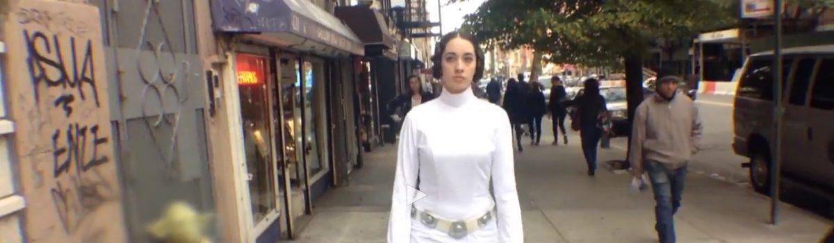 Princess in Manhattan