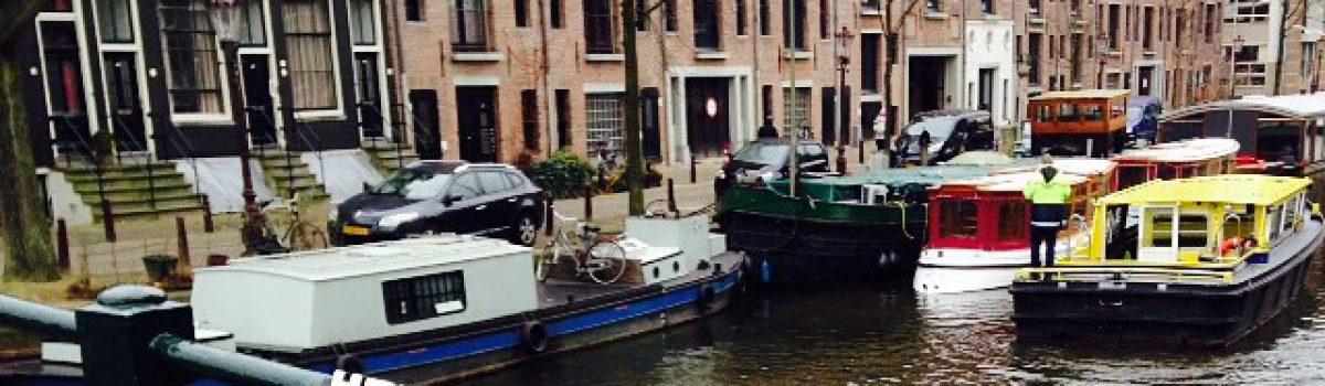 Ultima foto da Amsterdam