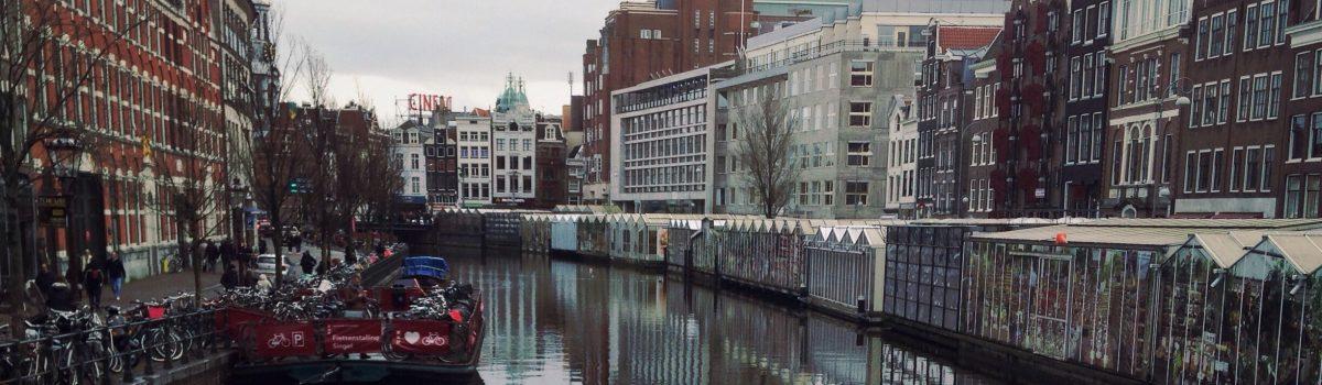 Primo giorno ad Amsterdam
