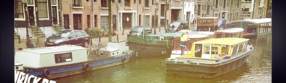 Amsterdam & Hipstamatic